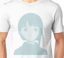Lain ASCII Unisex T-Shirt