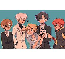 mystic messenger pals Photographic Print