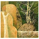 """Rocks, Tree 1"" by Karyn Fendley"
