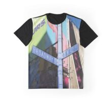42nd and broadway Graphic T-Shirt
