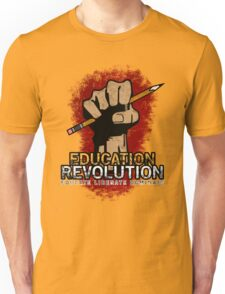 Education Revolution Unisex T-Shirt