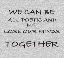 Lose Our Minds Together by Jack Rinderknecht