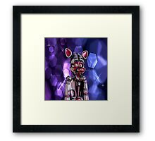 SISTER LOCALE Framed Print