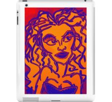 Queen of The United States  iPad Case/Skin