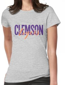 Clemson Tigers Womens Fitted T-Shirt