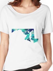 Baltimore Women's Relaxed Fit T-Shirt