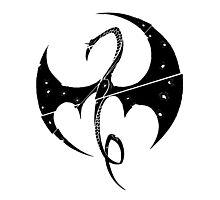 DEFENDERS Symbol art ( Photographic Print