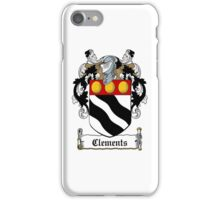 Clements (Cavan) iPhone Case/Skin