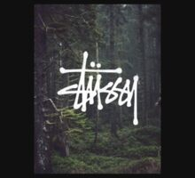 Stussy Forest by trillful