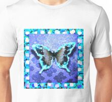 The Butterfly Glows Unisex T-Shirt