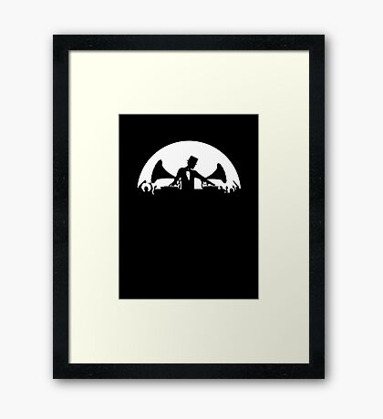 Let's Party Like It's... 1923! Full Moon Framed Print