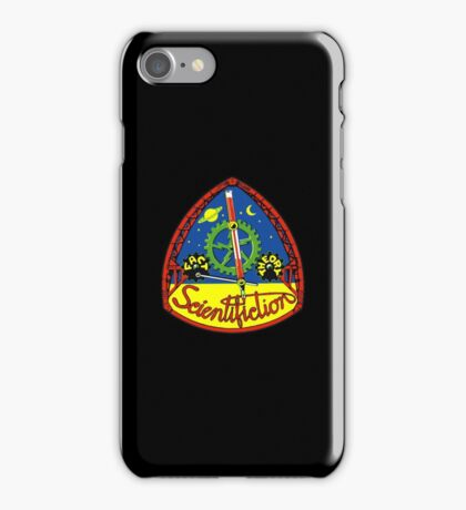 Scientifiction Science Fiction iPhone Case/Skin