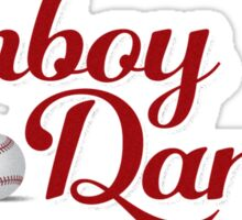 Tomboy Dandy 02 Tshirts Sticker