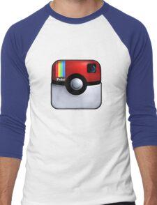 Pokegram - An Instagram & Pokemon Mash App Men's Baseball ¾ T-Shirt