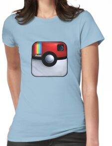 Pokegram - An Instagram & Pokemon Mash App Womens Fitted T-Shirt