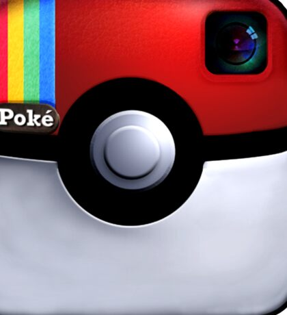 Pokegram - An Instagram & Pokemon Mash App Sticker