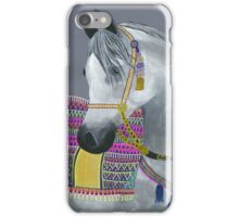 Arabian Grey iPhone Case/Skin