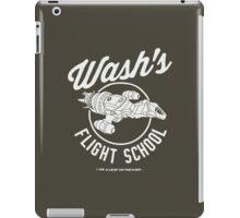 Firefly Wash's Flight School iPad Case/Skin