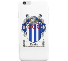 Cooke (Chancellor-Exchequer Ireland) iPhone Case/Skin