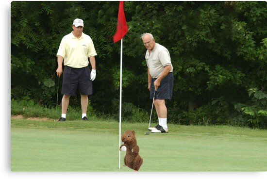 ☝ ☞ ITS MY HOLDEN ONE- - GOLFERS PICTURE CARD LOL EXPRESSION PRICELESS HA☝ ☞ by ✿✿ Bonita ✿✿ ђєℓℓσ