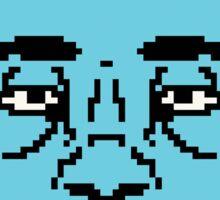 Pixel Aesthetic Earl Sweatshirt Sticker Sticker
