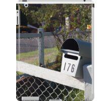 Mail 176 iPad Case/Skin