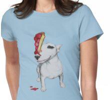 Balanced Diet Womens Fitted T-Shirt