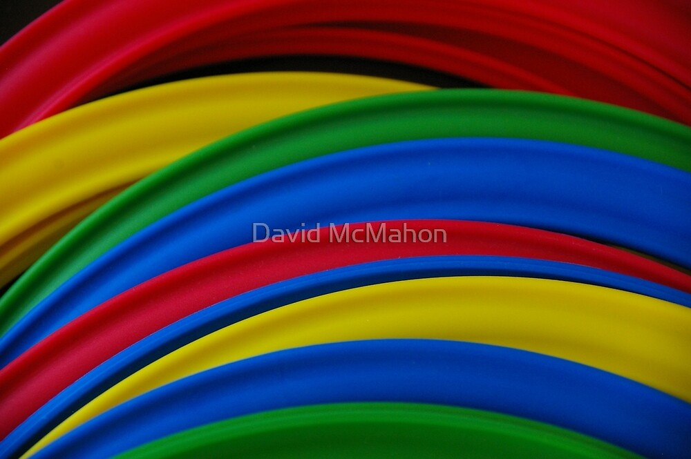 Somewhere Over The Rainbow by David McMahon