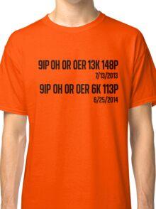 Freak No Hitter 2: The Freak-quel (Black) Classic T-Shirt