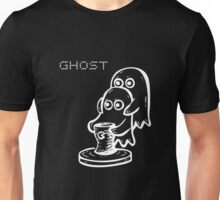 Ghost (White) Unisex T-Shirt