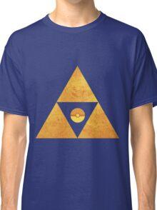 Triforce nintendo Classic T-Shirt