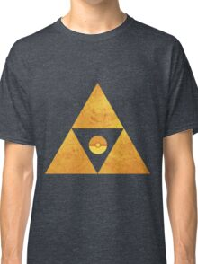 Triforce nintendo Classic T-Shirt