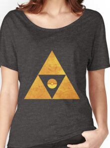 Triforce nintendo Women's Relaxed Fit T-Shirt