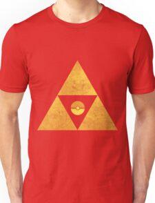 Triforce nintendo Unisex T-Shirt