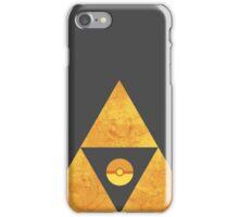 Triforce nintendo iPhone Case/Skin