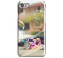 Summer Bubbles iPhone Case/Skin
