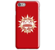 The Pick at the Stick iPhone Case/Skin