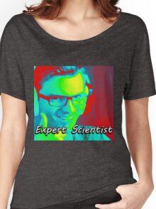 Expert Scientist Women's Relaxed Fit T-Shirt