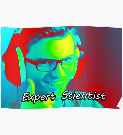 Expert Scientist Poster