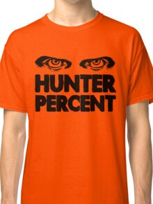 Hunter Percent (Light Version) Classic T-Shirt