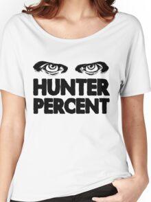 Hunter Percent (Light Version) Women's Relaxed Fit T-Shirt
