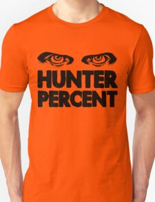 Hunter Percent (Light Version) T-Shirt