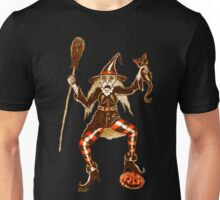 CRAZY WITCH Unisex T-Shirt
