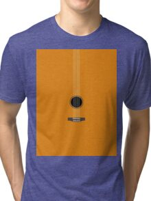guitar art Tri-blend T-Shirt