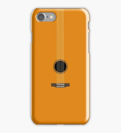 guitar art iPhone Case/Skin