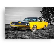 1969 Plymouth Roadrunner  Canvas Print