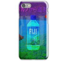 Fiji Water Vaporwave iPhone Case/Skin
