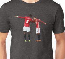 Pogba and Lingard DAB Unisex T-Shirt