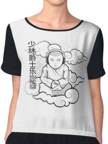 SHAOLIN JAZZ - Meditation Chiffon Top