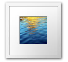 Like a Sunrise Framed Print